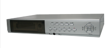 8 Channel DVR Combo